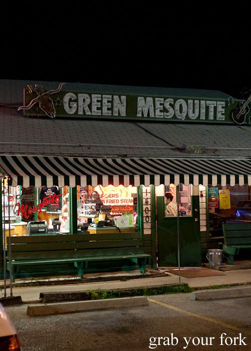 green mesquite bbq austin texas