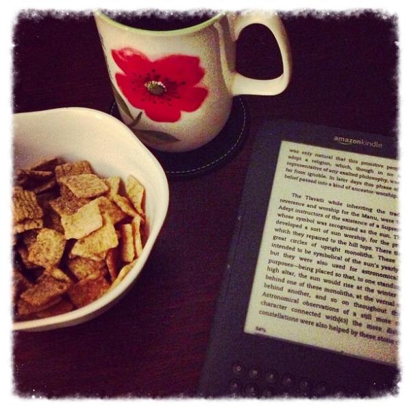 Dinlenme zamani ☕ Atlantis'i okuyorum