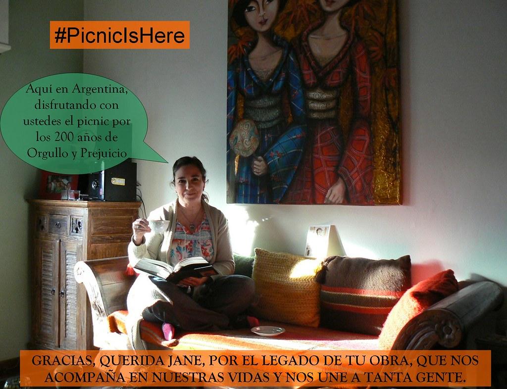 #PicnicIscoming  Maria Elena - Argentina