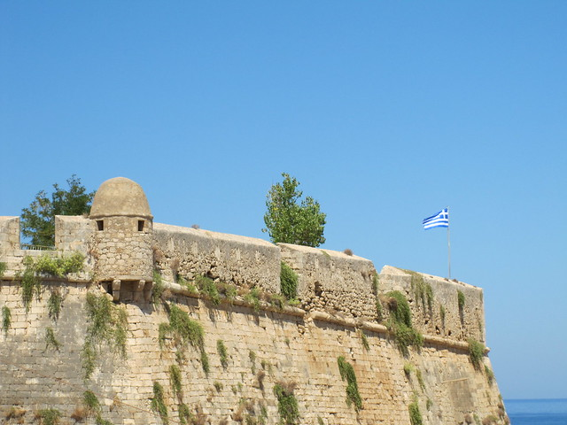 Fortezza of Rethymno | Rethymno, Greece