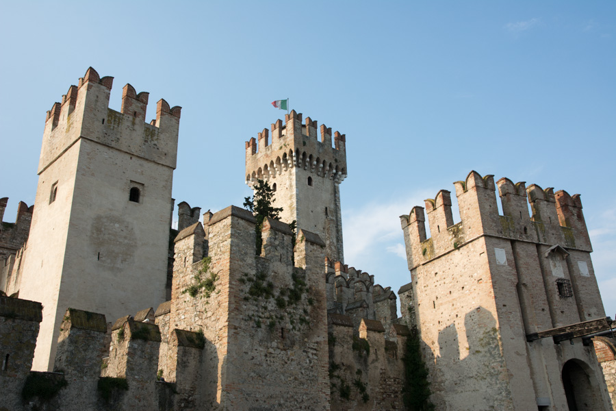 Castle Sirmione, Italy