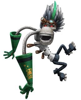 Puppeteer: Monkey