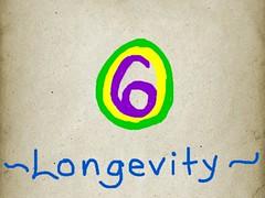 600: a Symbol of Longevity