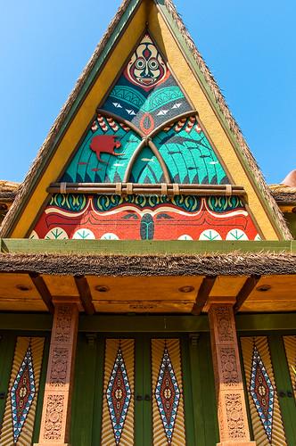 Tiki Tiki Tiki Detail by Jeff.Hamm.Photography