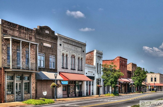 Main Street, Brewton, AL
