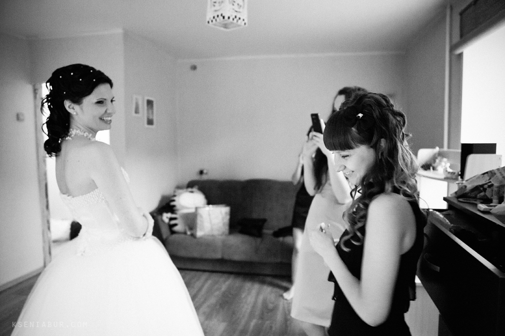 Фотосъемка свадьбы Леры и Димы