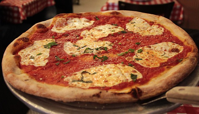 Lombardi´s - Pizza em New York