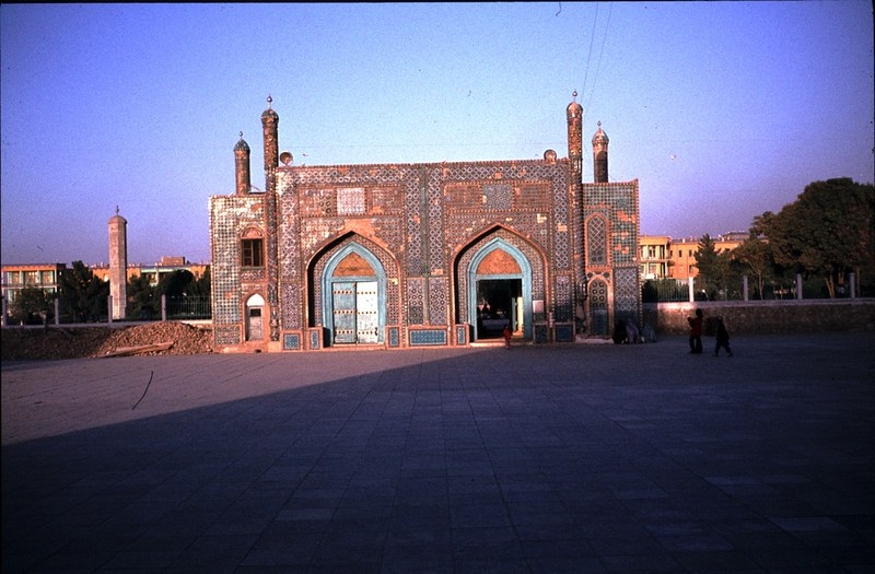 Moschee in Mazar-i-Sharif