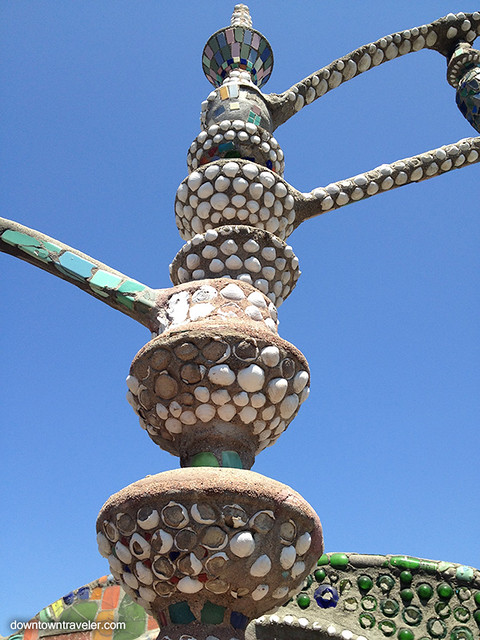 Los Angeles Watts Towers 11