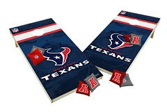 Houston Texans Custom Cornhole Boards XL