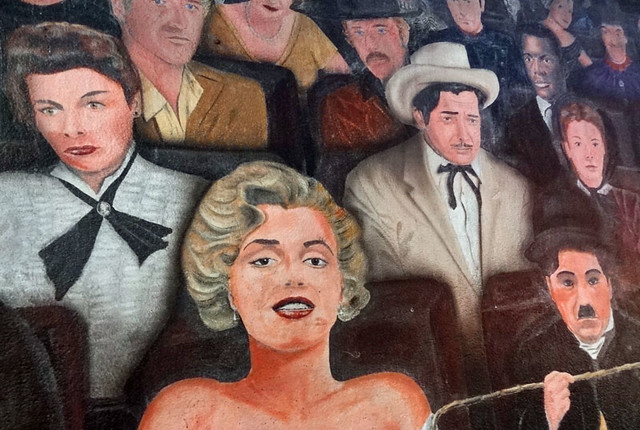 hollywood-mural