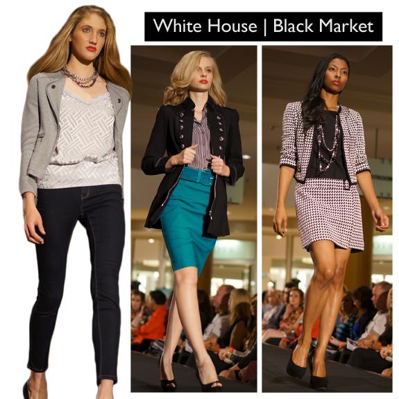 Saint Louis Fashion Week, Indulge at Plaza Frontenac, White House | Black Market c