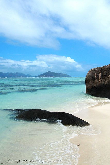 Anse Source D'Argent- La Digue - Seychelles Islands