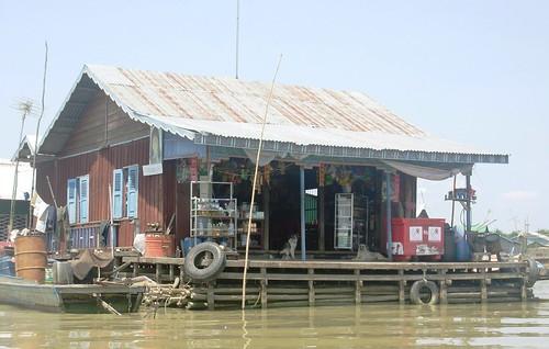 Siem Reap-Battambang - bateau (38)