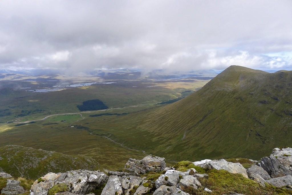 Rannoch Moor and Beinn Achaladair