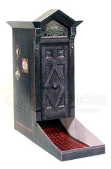 Haunted Mansion Dice Tower #01