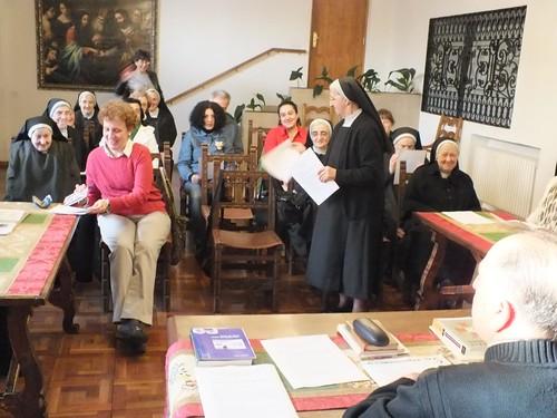 Encuentro Amigos Benedictinas