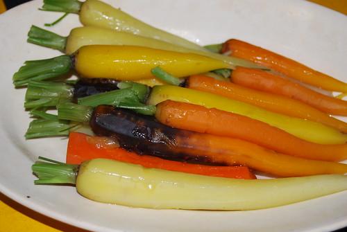 bonte worteltjes