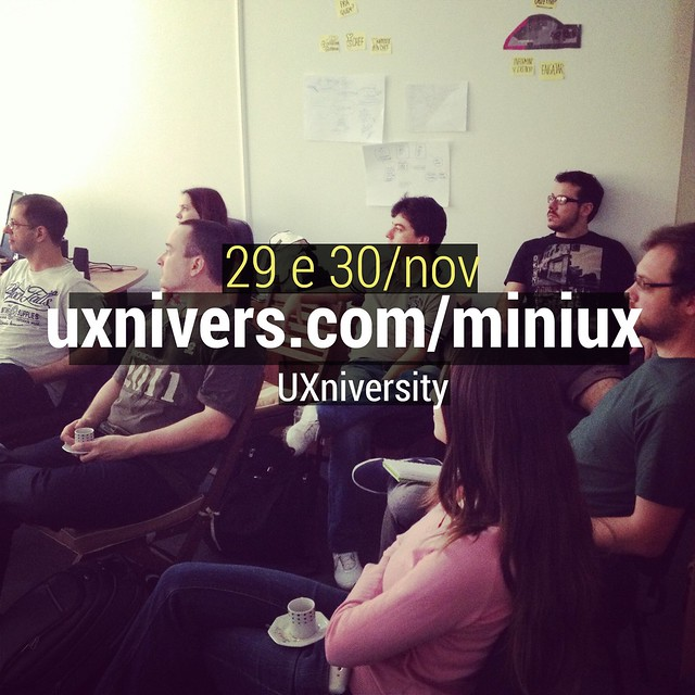 Minicurso UX Nov/2013