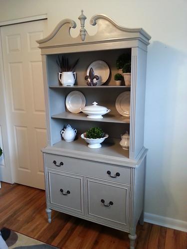 Updating A China Cabinet Mvflaim Furnituremaker