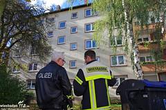 CO-Einsatz Klarenthaler Straße 29.10.13
