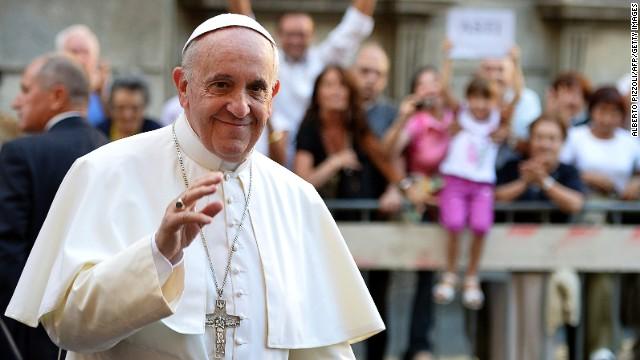 Đức Thánh Cha Gửi Thư Cho Đại Hội Các Gia Đình Công Giáo Thế Giới
