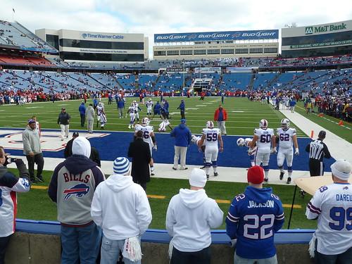 Buffalo Bills game