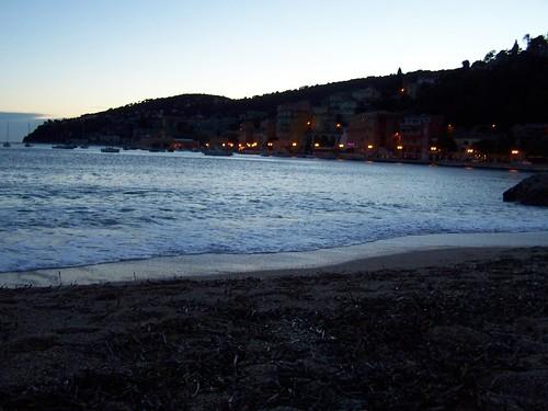Villefranche Beach