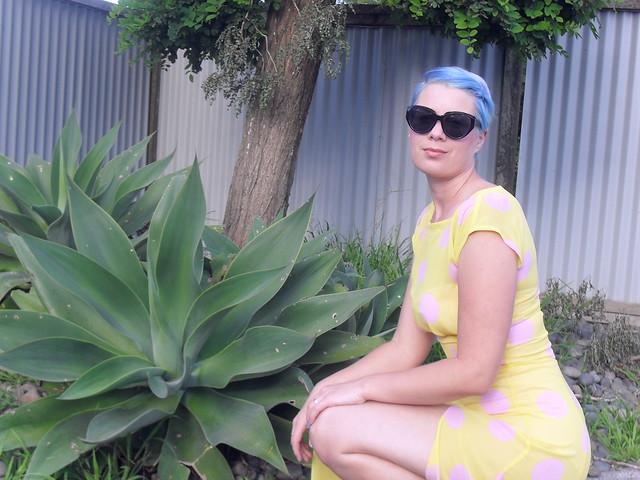 Garden - Anna dress