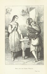 "Image taken from page 8 of 'The Interrupted Wedding. A Hungarian Tale. By the Author of ""Mary Powell"" [Miss A. Manning], etc'"