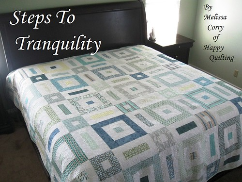 Steps To Tranquility - A Tutorial