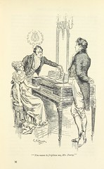 Image taken from page 199 of 'Pride and prejudice'