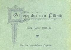 """British Library digitised image from page 5 of """"Geschichte von Pillnitz vom Jahre 1403 an, etc [Illustrated.]"""""""
