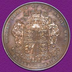 1901SydneyMintMedallionrev