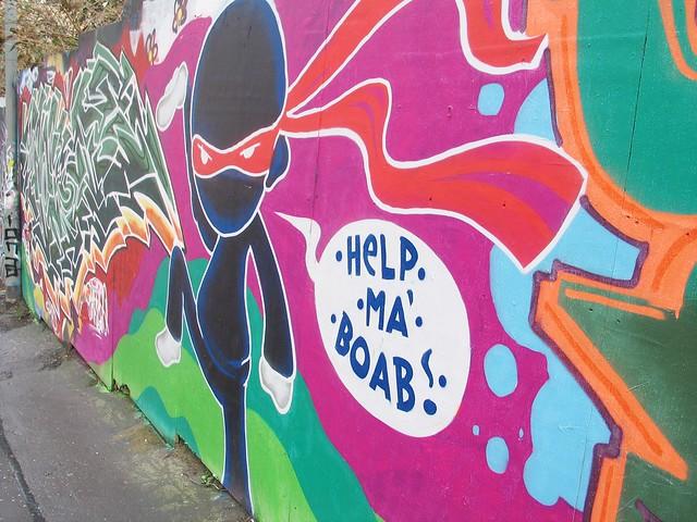 Help ma boab!  (Edinburgh)
