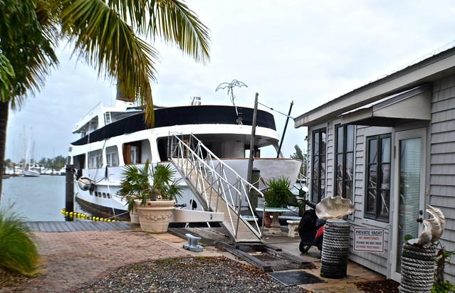 Stock Island marina village, Key West, Florida -   jackie o yacht