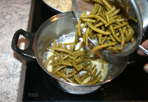 34 - Bohnen hinzufügen / Add beans