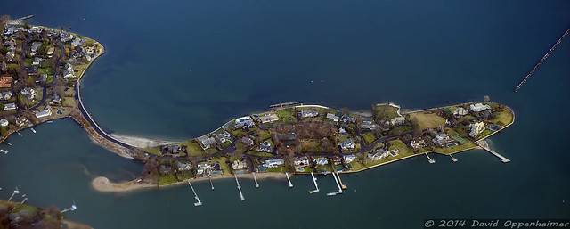 Luxury Waterfront Real Estate in Westchester County New York - Flagler Drive in Mamaroneck