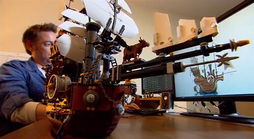 How The Lego Movie Was Made Behind The Scenes Video