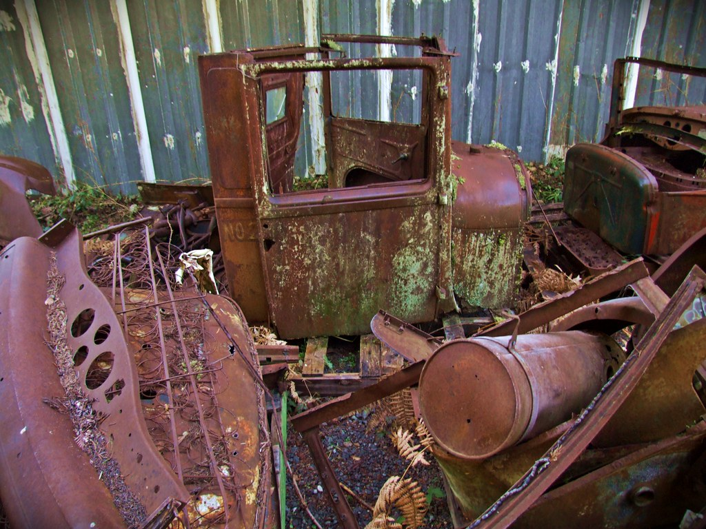 Model T Parts - Trust Salvage - Auburn WA