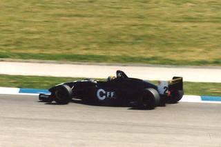 Boris Derichebourg: Super Nova Racing F3000