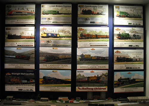 Bachmann Train Packs
