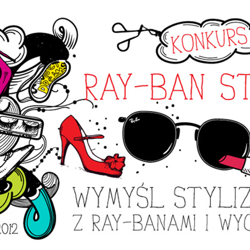 Zgarnij okulary Ray-Ban!