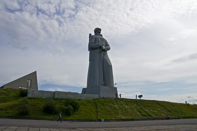 Alyosha War Memorial in Murmansk 3