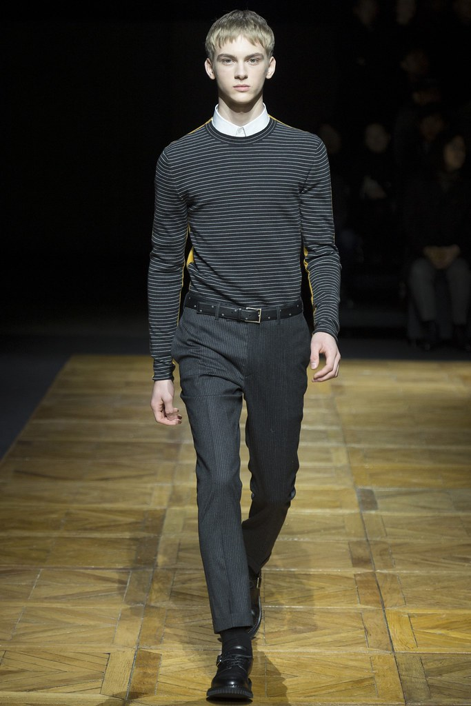 Dominik Sadoch3086_FW14 Paris Dior Homme(VOGUE)