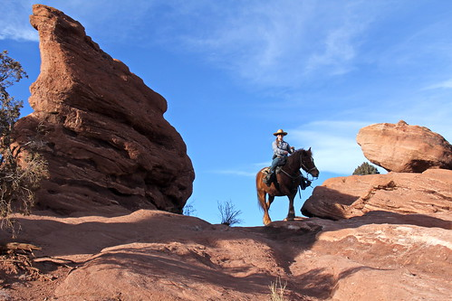 16 février 2014   - Spring Canyon trail, Garden of the Gods, near Colorado Springs