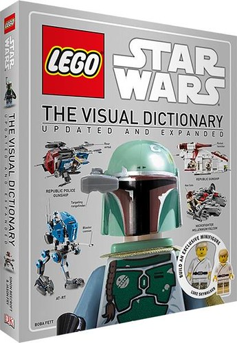 LEGO Star Wars Visual Dictionary: Updated and Expanded