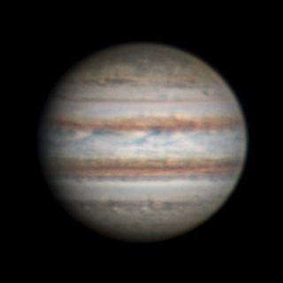Jupiter early evening 8 March 2014