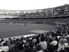 Oakland A's game
