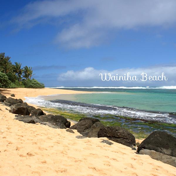 Wainiha Beach, Kauai